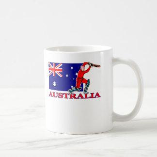 Australian Cricket Player Coffee Mug