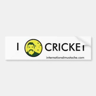 Australian Cricketer Bumper Sticker