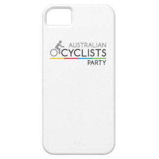 Australian Cyclists Party iPhone 5 Cover