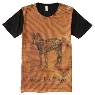 Australian Dingo tshirt