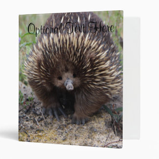 Australian Echidna Cute Animal Photo Binders