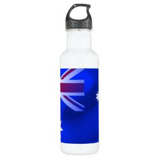 Australian flag 710 ml water bottle