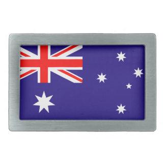 Australian flag belt buckles for Austalia Day