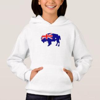 Australian Flag - Bison
