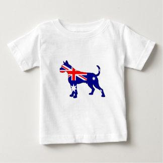 Australian Flag - Boxer Baby T-Shirt