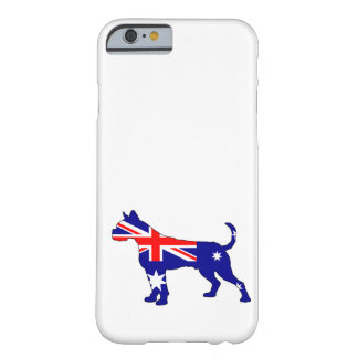 Australian Flag - Boxer Barely There iPhone 6 Case