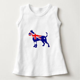 Australian Flag - Boxer Dress