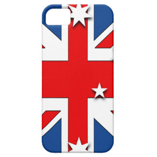 Australian Flag iPhone 5 Cover