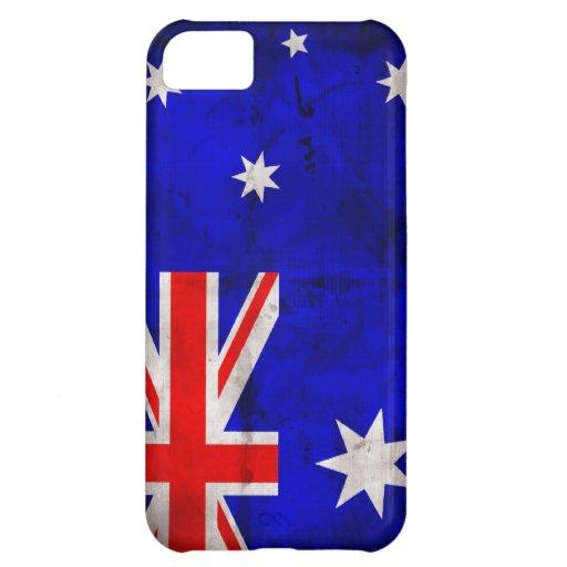 Australian Flag iPhone 5C Case