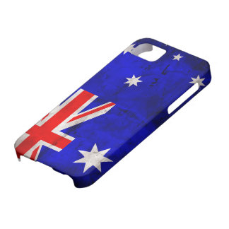 Australian Flag Case For The iPhone 5