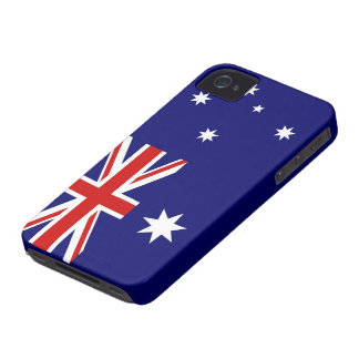 Australian Flag Case-Mate iPhone 4 Case