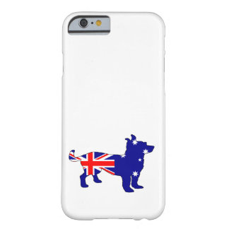 Australian Flag - Chihuahua Barely There iPhone 6 Case