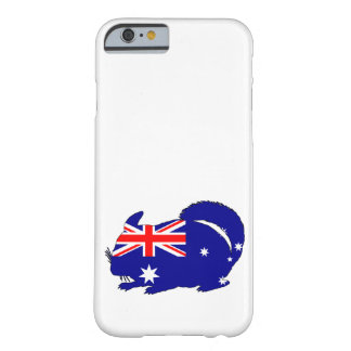 Australian Flag - Chinchilla Barely There iPhone 6 Case