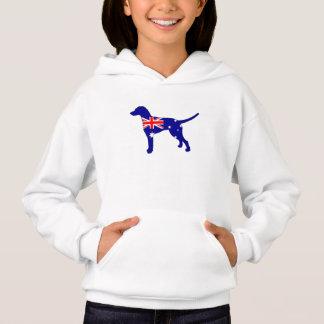 Australian Flag - Dalmatian