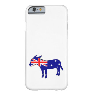 Australian Flag - Donkey Barely There iPhone 6 Case