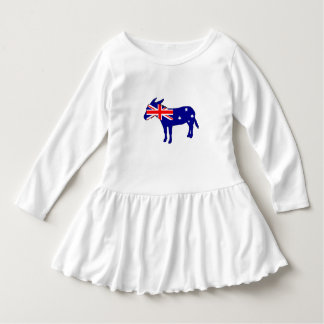 Australian Flag - Donkey Dress