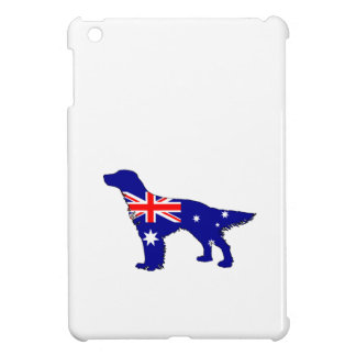 Australian Flag - English Setter Case For The iPad Mini