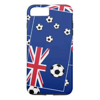 Australian Flag Football iPhone 7 Plus Case