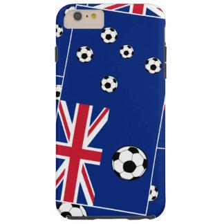 Australian Flag Football Tough iPhone 6 Plus Case
