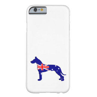 Australian Flag - Great Dane Barely There iPhone 6 Case