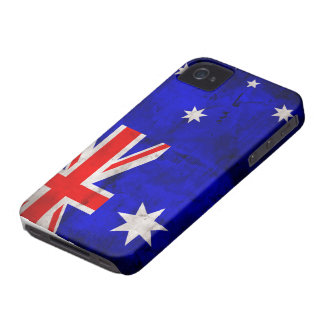 Australian Flag iPhone 4 Cover