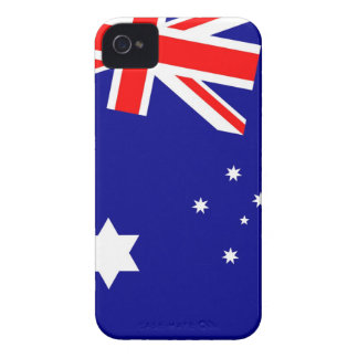 Australian Flag iPhone 4s Case