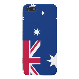 Australian Flag iPhone 5/5S Case