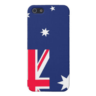 Australian Flag iPhone 5/5S Case