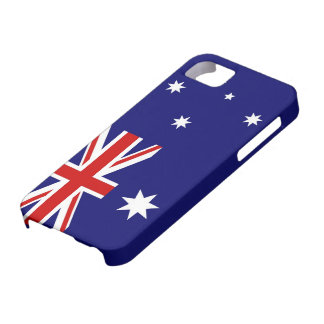 Australian Flag iPhone 5 Cover