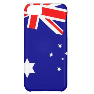 Australian Flag iPhone 5s Case Case For iPhone 5C