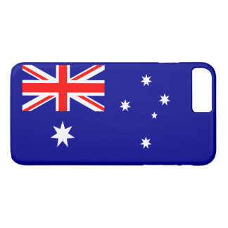 Australian Flag iPhone 7 Plus Case