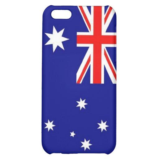 Australian Flag iphone case Case For iPhone 5C