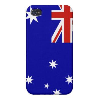 Australian flag iPhone 4 covers