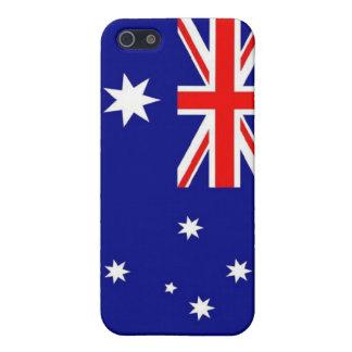 Australian Flag iphone case iPhone 5/5S Case