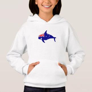 Australian Flag - Killer Whale Grampus Orca