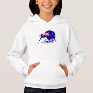 Australian Flag - Kiwi Bird