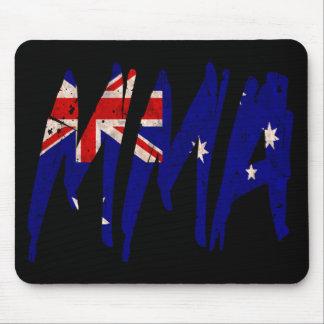 Australian Flag MMA Mousepad