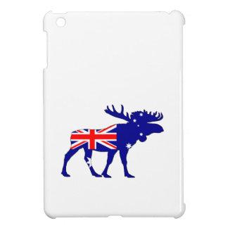 Australian Flag - Moose iPad Mini Cases