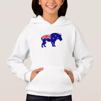 Australian Flag - Mountain Goat