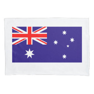 Australian flag of Australia flag pillowcase