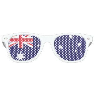 Australian Flag Party Shades