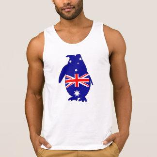 Australian Flag - Penguin