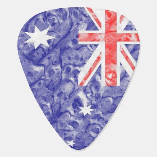 Australian Flag Pick