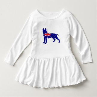 Australian Flag - Pit Bull Terrier Dress