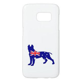Australian Flag - Pit Bull Terrier Samsung Galaxy S7 Case