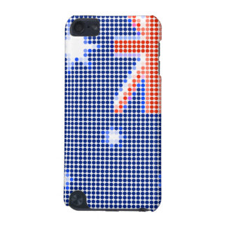 Australian flag polka dots iPod touch 5G covers