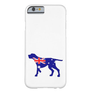 Australian Flag - Redbone Coonhound Barely There iPhone 6 Case