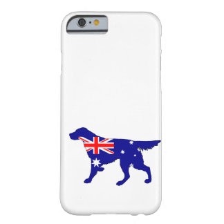 Australian Flag - Setter Barely There iPhone 6 Case