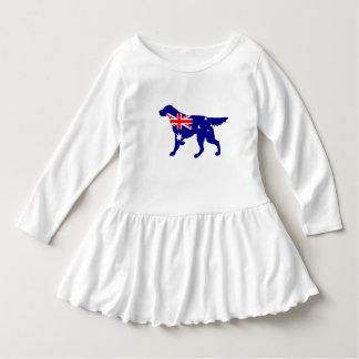 Australian Flag - Setter Dress