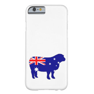 Australian Flag - Sheep Barely There iPhone 6 Case